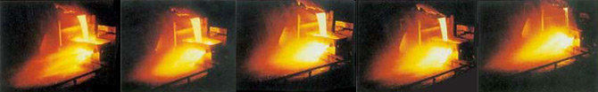 BOF Slag Granulation Plant
